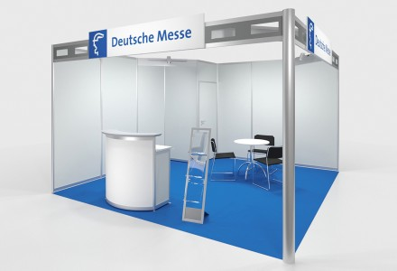 HANNOVER MESSE Exhibitor Fair Packages photo